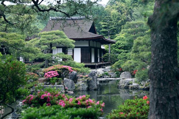 jard japon - paisajes de la