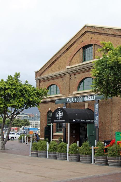 V&A Food Market Waterfront Kapstadt