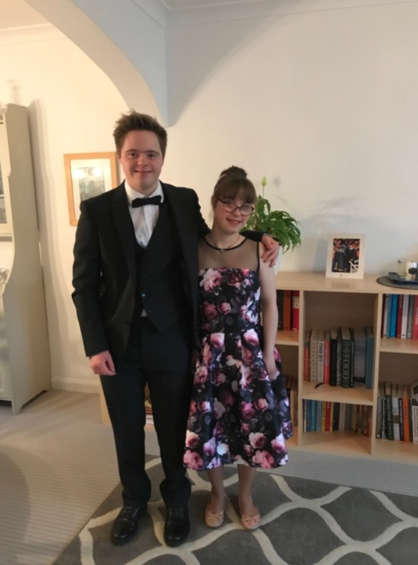 Couple With Down Syndrome Were Crowned Prom Queen And King By Their Classmates