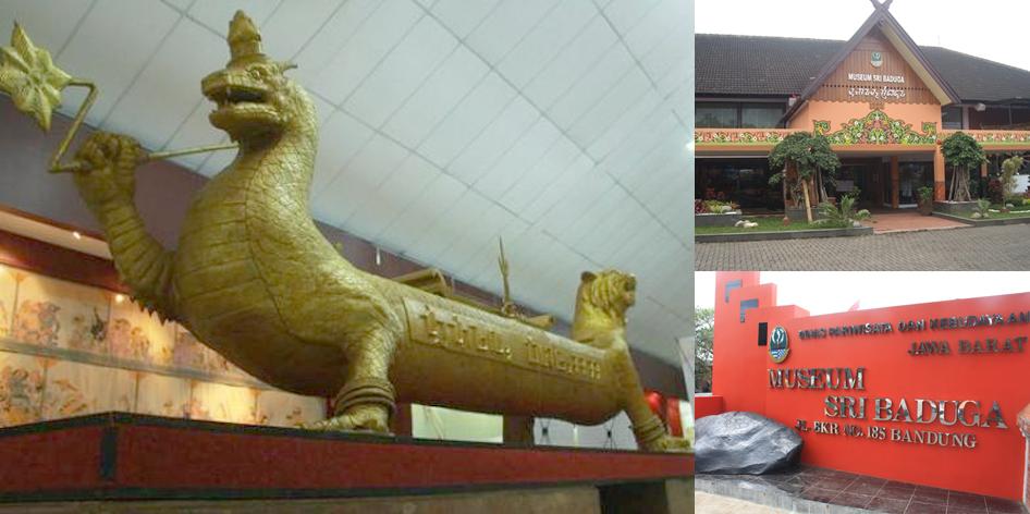 Kacapi Naga Maung Museum Sri Baduga