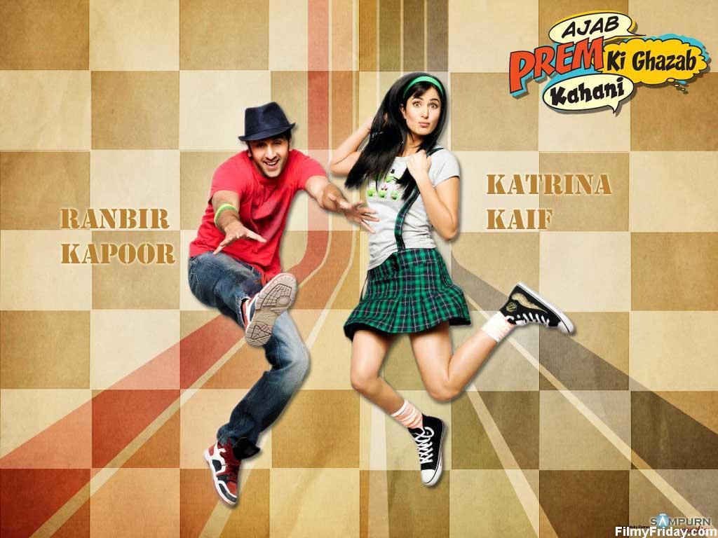 only-katrina: 'Ajab prem ki ghazab kahani' movie wallpapers