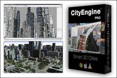Pedagang DVD TUTORIAL: City Engine 2010