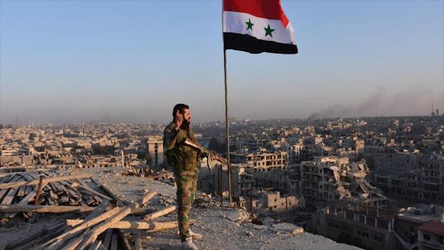 Ejército de Rusia anuncia derrota definitiva de Daesh en Siria
