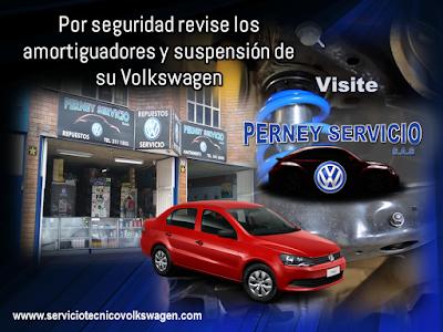 Mantenimeinto Suspension Volkswagen