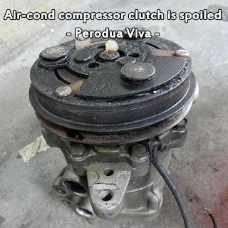 Air-cond Compressor for Perodua Viva sgwangacc