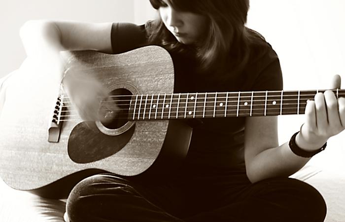 7 phương pháp để học đàn guitar nhanh