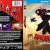 Spider-Man: Into the Spider-Verse Bluray Cover