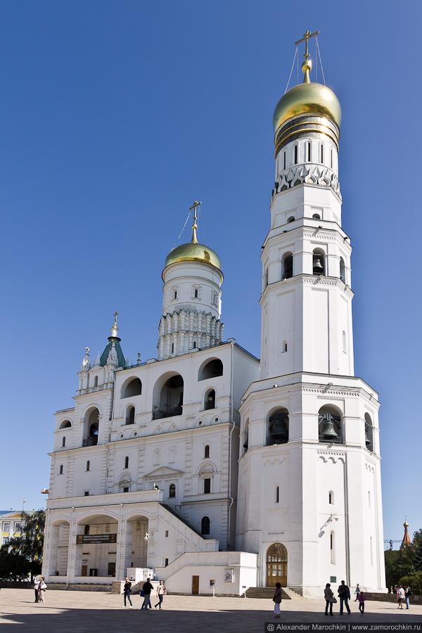 Колокольня Ивана Великого | The Ivan the Great Bell Tower