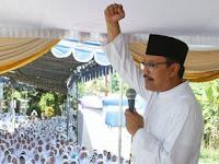 Gus Ipul gayeng bersama ribuan Muslimat NU di Gresik