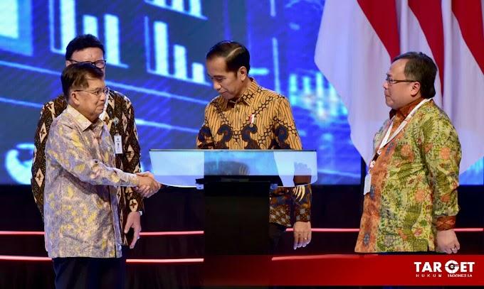 Presiden Joko Widodo : 2045, Indonesia Diprediksi Masuk Empat Besar Ekonomi Dunia