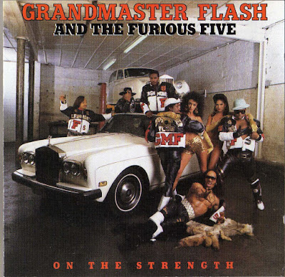 Grandmaster Flash & The Furious Five – On The Strength (1988) (CD) (FLAC + 320 kbps)