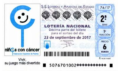 decimo loteria sabado 23-09