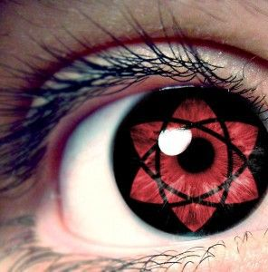 mangekyou sharingan contacts - Naruto Sharingan Contact Lenses YouTube
