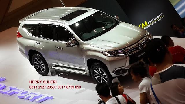 Promo Paket Kredit Dp Super Ringan Pajero Sport 2018