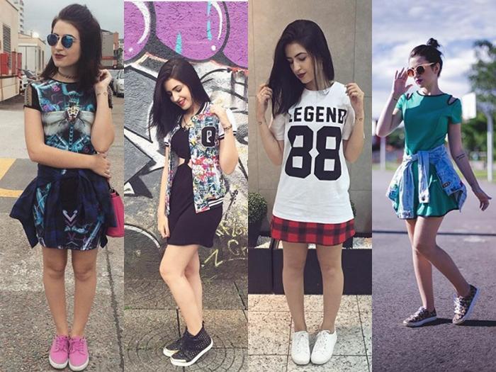 Inspire-se no Estilo da blogueira Izabela Santana