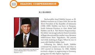 Kunci Jawaban Chapter 10 B.J. Habibie Buku Paket Kelas 10 SMA Kurikulum 2013