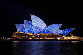 Tempat Temapt Pelancongan (Percutian) Populer Di Australia