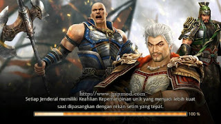 Dynasty Warriors: Unleashed (Unreleased) v0.3.67.26 Apk