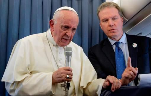 Le pape conseille la psychiatrie pour les enfants homosexuels