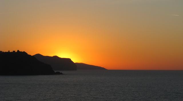 Des del Far de Santa Catalina, a Lekeitio