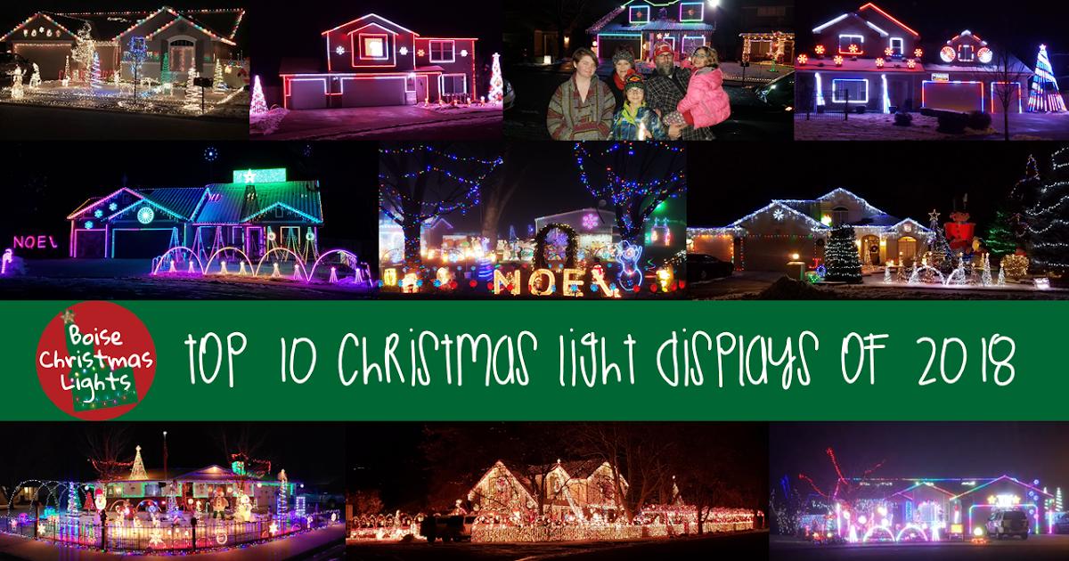 Christmas Lights Boise.Boise Christmas Lights