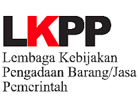 LKPP - Recruitment For Finance and Administration Supporting Staff Non CPNS LKPP December 2017