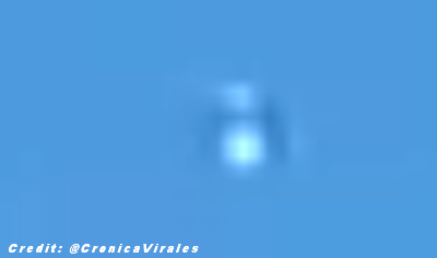 UFO Recorded Over Laferre, Argentina 4-17-19