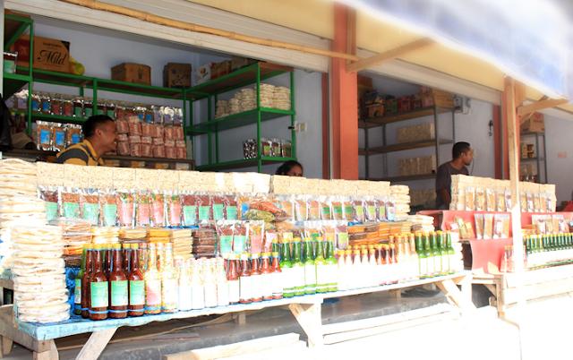 Menjajaki Pasar Kuliner Tradisional di Kepulauan Kei - Kota Tual dan Maluku Tenggara