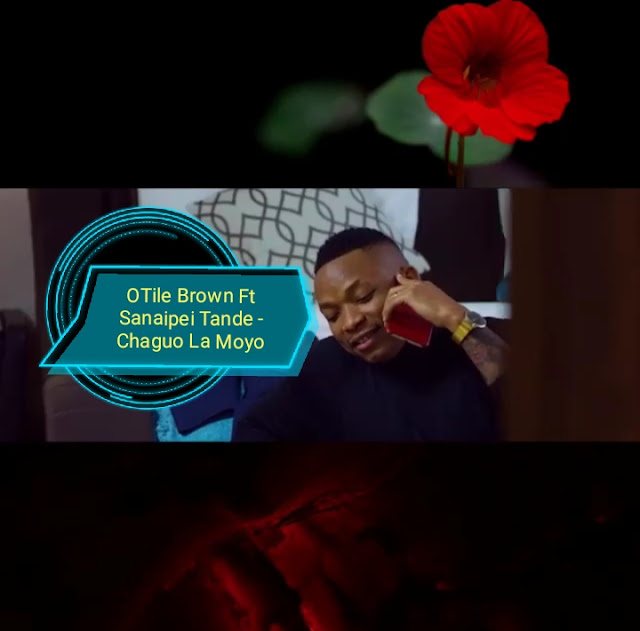Otile Brown Ft Sanaipei Tande - Chaguo La Moyo