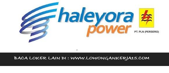 Lowongan kerja PT Haleyora Power PLN Group
