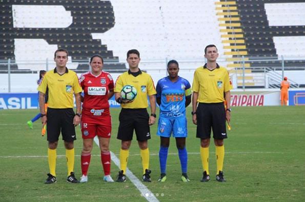 Panorama Esportivo PE  BRASILEIRO FEMININO  Vitória perde e Sport ... bbef14d1d547d