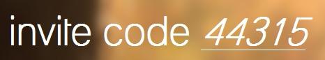 Sherlock Invite Code