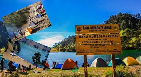 Kumbolo Lake Camping Tour Package 2 days