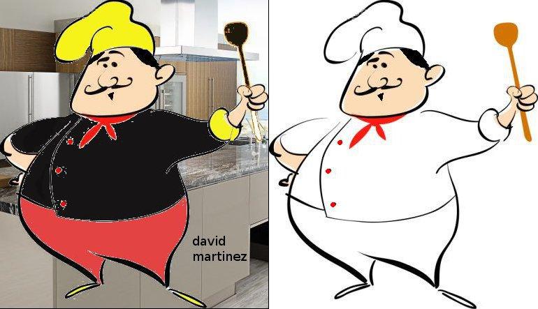 Chef Animados Png