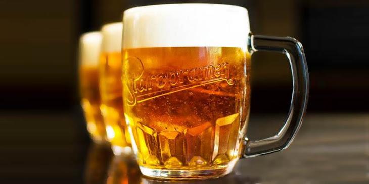 Pivo čapované