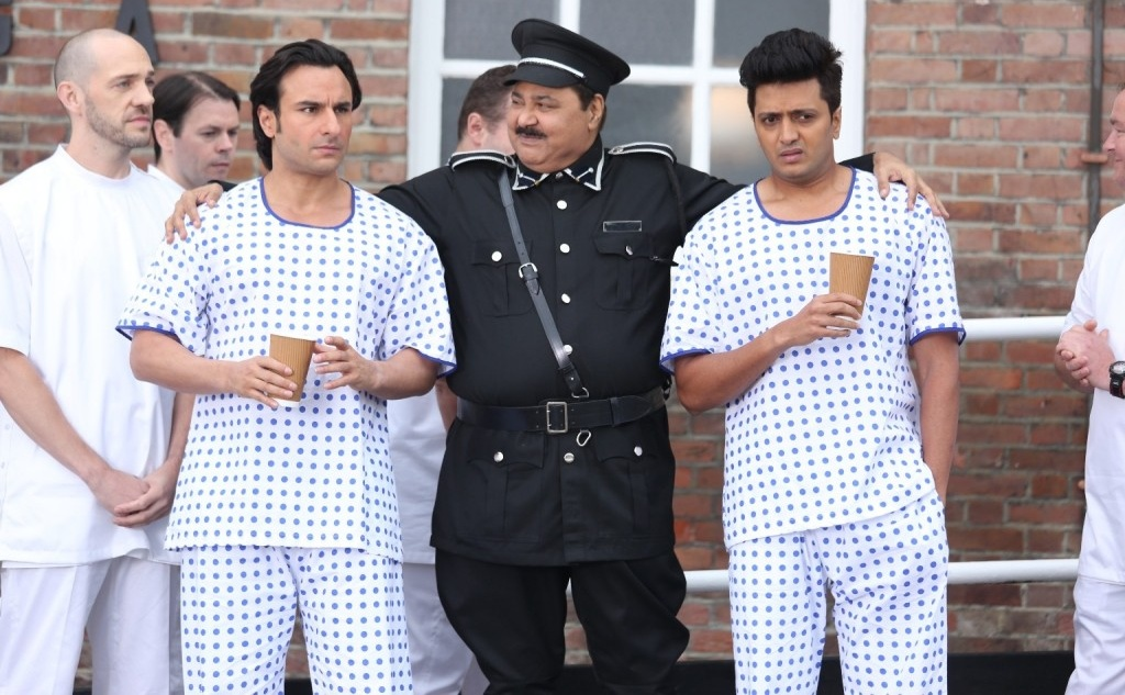Humshakals Hindi Movie Shooting Stills