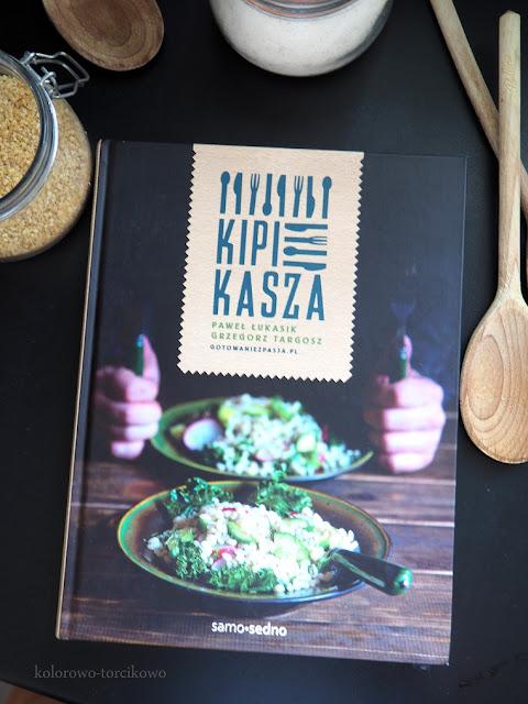 """""""KIPI KASZA"""" - recenzja książki"""