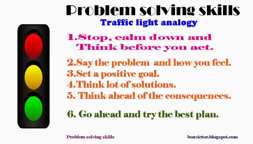 Creative problem solving skills