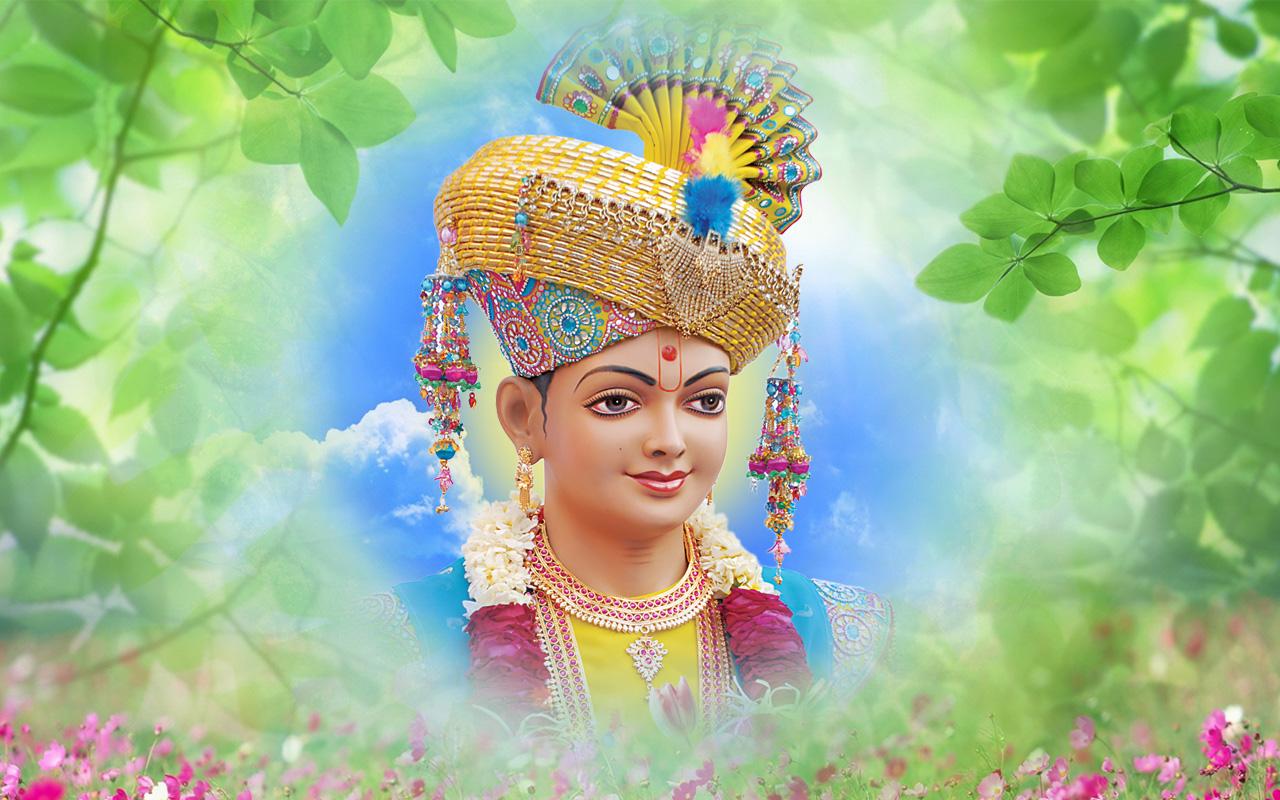 Ghanshyam Maharaj Wallpaper Hd Jay Swaminarayan Wallpapers Swaminarayan Hd Wallpapers