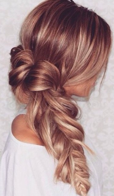 nice hairstyle idea