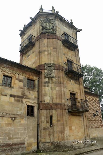 Palacio de Elsedo, Cantabria