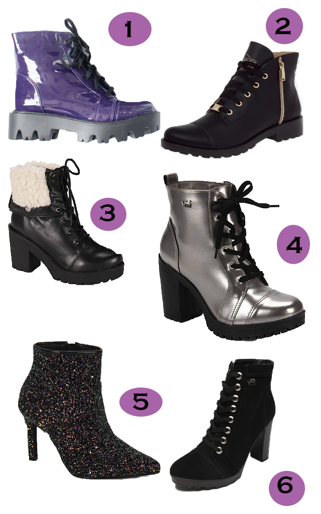 Wishlist: As botas mais desejadas do Inverno 2017