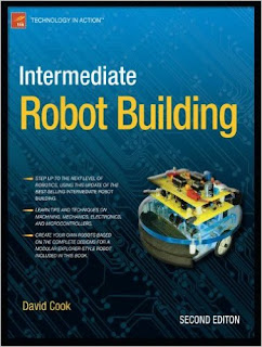 Intermediate Robot Building by David Cook