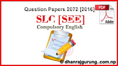 Compulsory-English-SLC-Exam-Paper-2072-2016