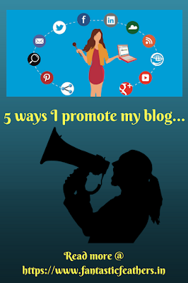 Blog and social media promotion tips