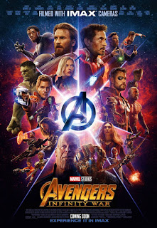 Avengers Infinity War Poster IMAX