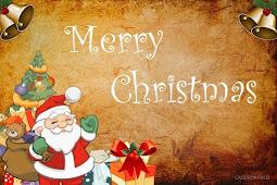 100+ Kata ucapan Selamat Natal (Merry Christmas) terbaru 2018