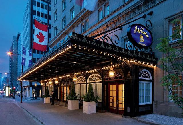 Hotel Ritz-Carlton em Montreal