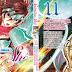 Revelada capa completa do 11º volume do mangá nacional de Saintia Shô!