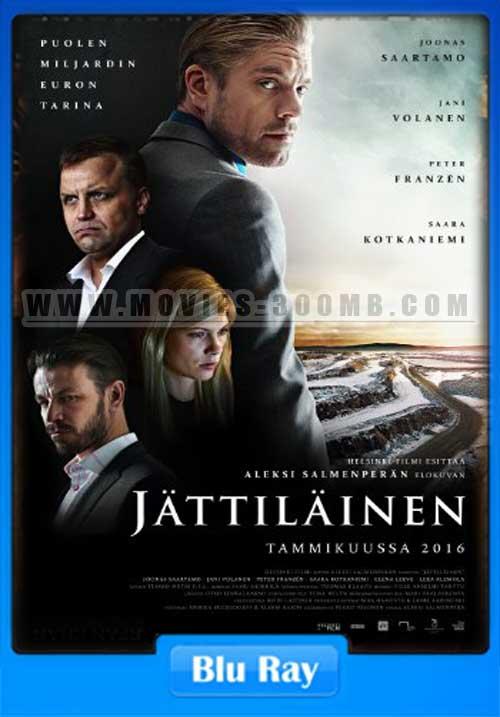 Jattilainen 2016 480p BRRip 370MB x264 Poster